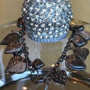 VINTAGE MAURITIUS Sterling Silver Bracelet